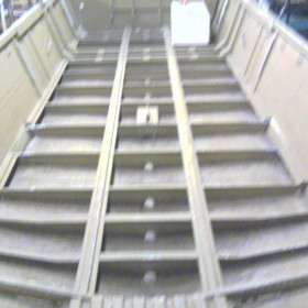 A-Pontoon Interior