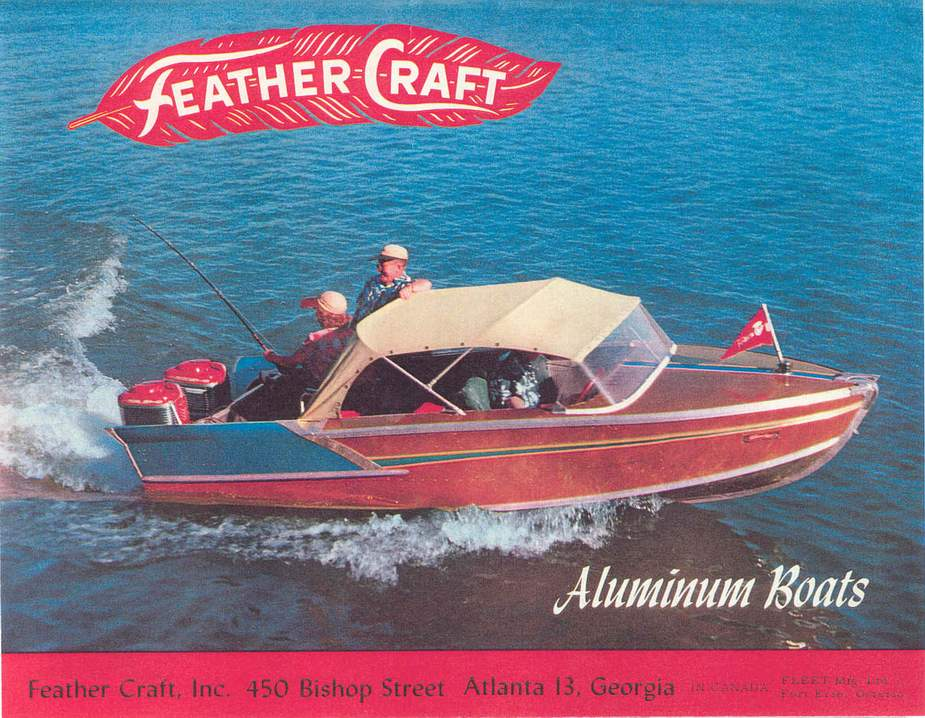 Feather Craft - 1957 Catalog