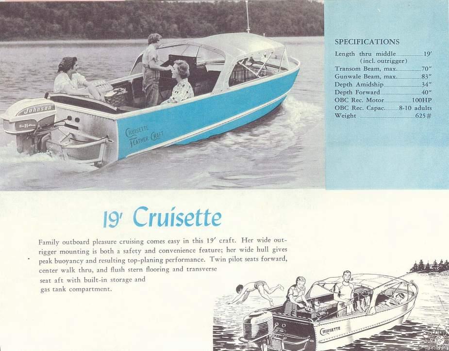 Feather Craft - 1957 Catalog